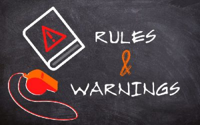 Bouncy Castle Operation Rules and Warnings