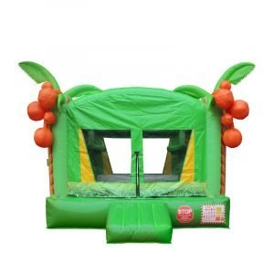 Tropical Bouncy Castle